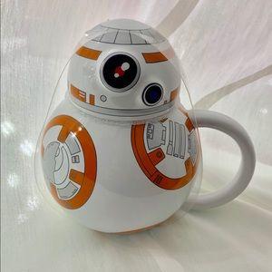 Disney Parks BB-8 Droid Coffee Mug Cup